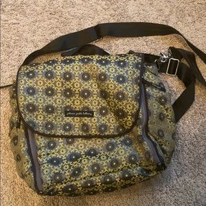 Petunia pickle bottoms baby bag/backpack